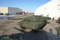 Canadian Leopard 2A4M Armored Truck, Canadian Army, Combat Gear, Military Armor, Tank Design, Battle Tank, Armored Vehicles, Armed Forces, Military Vehicles