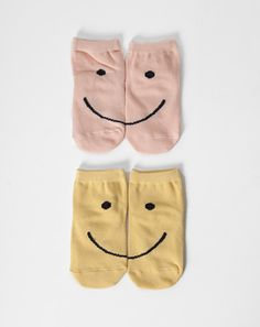 Hansel from Basel Smiley Crew 2 Pair Pack
