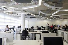 Brand Union - London Offices