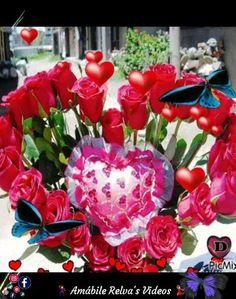 Good Morning Flowers Gif, Good Morning Photos, Good Morning Gif, Rose Flower Wallpaper, Heart Wallpaper, Butterfly Wallpaper, Beautiful Flowers Images, Flower Images, Beautiful Roses