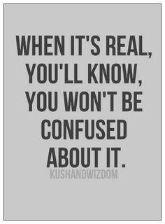 What is real?  I thought I had it. I felt I had. I was living the vision of my life... And just like that, it's gone.  And the worse part, I didn't do anything to merit that action. But the truth always prevails.  When a third party is present, all goes to hell!!!
