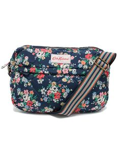 Cath Kidston BAG Quilted Double Zip Bag
