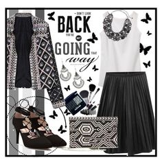 """""""Yoins!"""" by ina-kis ❤ liked on Polyvore featuring Chico's, vintage, women's clothing, women's fashion, women, female, woman, misses, juniors and white"""