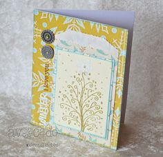 Non-Traditional Christmas Gift Card Holder - Much Ado About Nothing