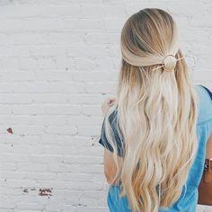 pretty light blonde
