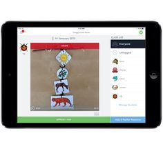 SeeSaw - this app is a game changer for the PK-3 classroom! Easy to use learning journal, creativity tool and workflow solution for the iPad classroom. Includes and engages parents as well. Free! Be sure to download SeeSaw Classroom from the app store now!