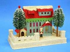 Little Glitter Houses Photo Gallery - Howard Lamey - Picasa-Webalben