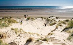 Camber Sands,  loved going here when we were younger..  hope i can make it here before the summers over