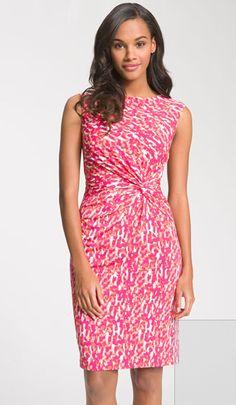 My dress for summer weddings - Nordstrom