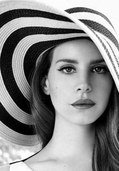 "Lana Del Ray | ""A man's ego is as fragile as a woman's heart."""