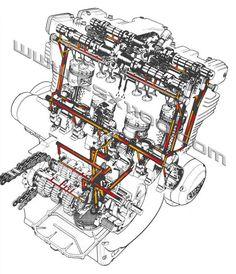 hayabusa engine diagram - wiring diagrams schematics