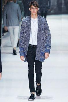 Gucci Spring 2012 Menswear Collection Photos - Vogue