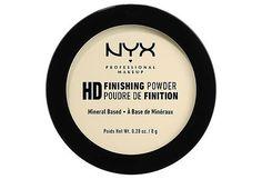 NYX Professional Makeup High Definition Finishing Powder puuteri 8 g - Sokos verkkokauppa