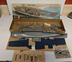 Plastic Model Kits, Plastic Models, Toys In The Attic, Old Models, Box Art, Scale Models, Navi, Aircraft, Military