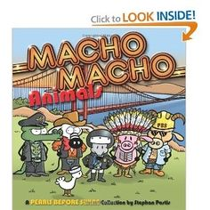 macho macho animals pearls | Macho Macho Animals: A Pearls Before Swine ... | Books I want to read
