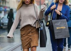 The 8 Most Ridiculously Comfortable Trends of Fall 2016 via @PureWow