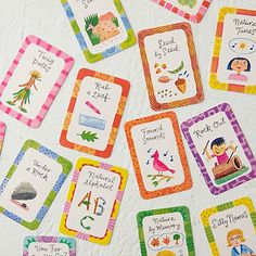 52 Nature Activities Cards