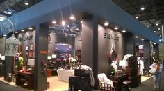 Balmuir at Maison&Objet show in Paris, Sept 2014