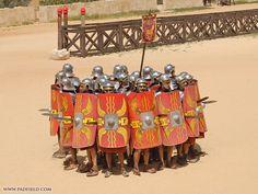 Roman formation.