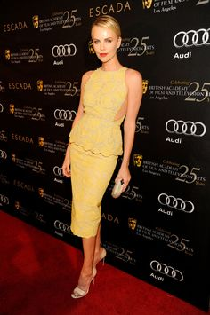 Charlize Theron in McCartney