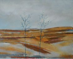 Blue Trees - http://www.contemporary-artists.co.uk/paintings/blue-trees/