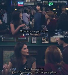 Bad Pickup Line - HIMYM