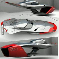 Audi Calamaro The future is beautiful