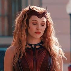 Best Marvel Characters, Marvel Actors, Marvel Art, Marvel Heroes, Avengers Cast, Marvel Avengers, Wanda Marvel, Scarlet Witch Marvel, Elizabeth Olsen Scarlet Witch