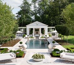 Having a pool sounds awesome especially if you are working with the best backyard pool landscaping ideas there is. How you design a proper backyard with a pool matters. Backyard Pool Landscaping, Backyard Patio Designs, Swimming Pools Backyard, Backyard Pergola, Swimming Pool Designs, Backyard Projects, Pergola Kits, Landscaping Ideas, Pergola Ideas