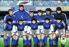 Soccer heroes in anime - Helen McCarthy on anime's football crazies
