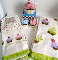Cupcake Kitchen Accessories