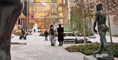 Abby Aldrich Rockefeller Sculpture Garden of Museum of Modern Art, NYC (Photo: Mario Tama/Getty Images)