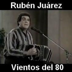 Acordes D Canciones: Rubén Juárez - Vientos del 80