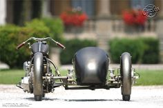 Side Car Motorcycle (Abnormal Cycles)