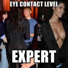 How much of a gross dumbass you need to be to have a hard time eye contacting because her boObieS aRe sHowinG? Adult Dirty Jokes, Adult Humor, Funny Picture Jokes, Funny Jokes, Fun Funny, Funny Pranks, Funny Shit, Funny Stuff, Funny Images