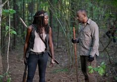 Morgan and Michone 6x01 First Time Again