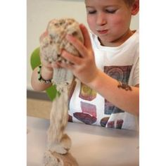 Kinetic Sand™ is a mesmerising experience. This easy to shape sand moulds together into simple designs. Both young and old will love the relaxation aspect of manipulating Kinetic Sand™. Kinetic Sand, Educational Activities, Transformers, Simple Designs, Relax, Shapes, Easy, Kids, Simple Drawings