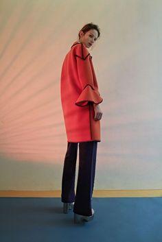 Huishan Zhang Autumn/Winter 2017 Pre-Fall Collection | British Vogue