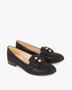 mokasyny czarna mucha 058 -7433-P155 Spring Is Coming, Loafers, Shoes, Fashion, Travel Shoes, Moda, Zapatos, Moccasins, Shoes Outlet