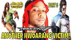 Tekken 7 Season 3- ANOTHER HWOARANG VICTIM! (Katarina Matches, FGC, Gami... Tekken 7, Season 3, My Girl, The Past, Gaming, Baseball Cards, Youtube, Videogames, Games