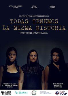 LIMA VAGA: 'Todas tenemos la misma historia' en Casa Trenzar