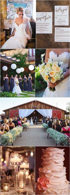 photo: Eyes 2 See Photography; wedding color and decor idea