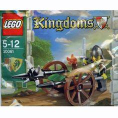 LEGO Knights Kingdom Set #30061 Siege Cart Bagged LEGO…
