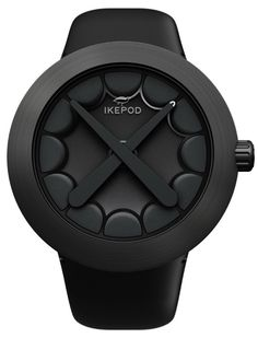 Ikepod Horizon KAWS Watch.
