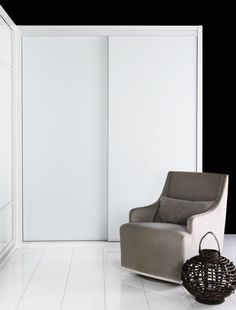 sliding doors to hide my fridge and large food cabinet