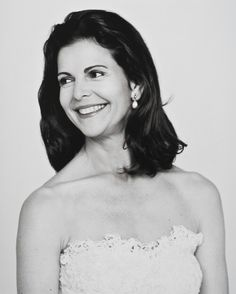 Beautiful pic of queen silvia