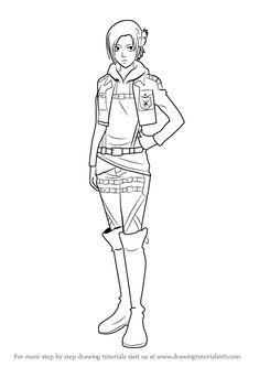 Learn How to Draw Denki Kaminari from Boku no Hero