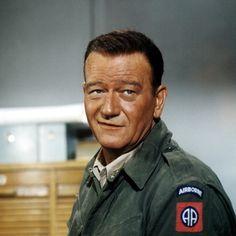John Wayne     The Longest Day