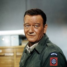 John Wayne     The Longest Day