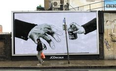 """""""Brandalism,"""" The World's First Collaborative Act Of Ad Subversion   Co.Create: Creativity \ Culture \ Commerce"""